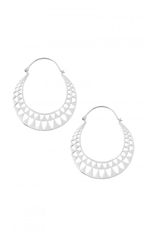 Ailuros Silver Earrings