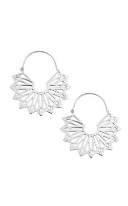 Isis Earrings Silver