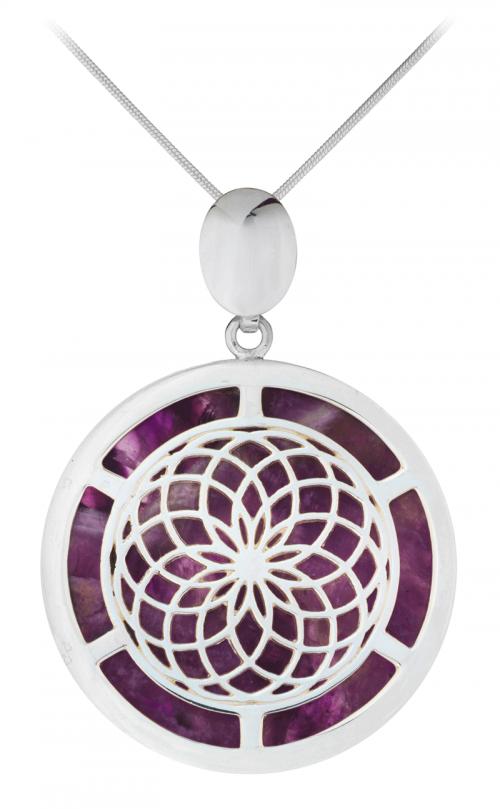 Liberty Crystal Pendant