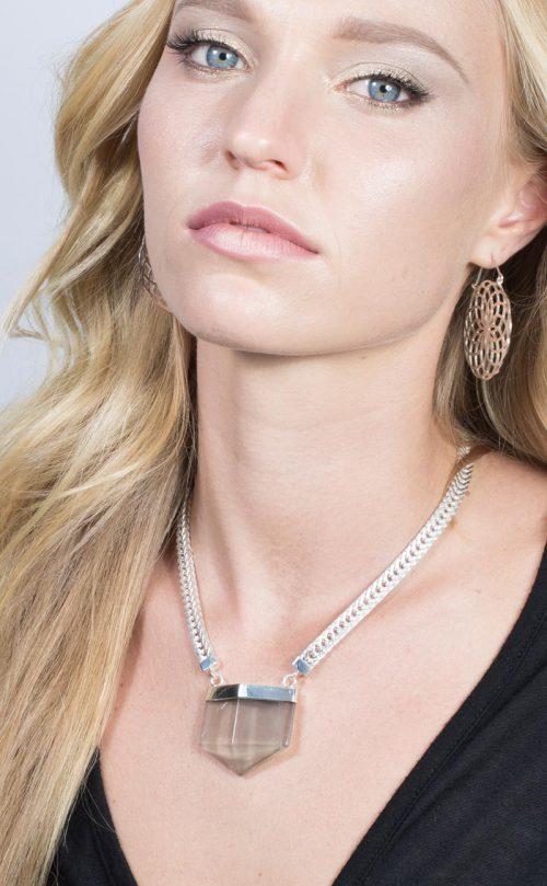 Liberty Earrings - Silver
