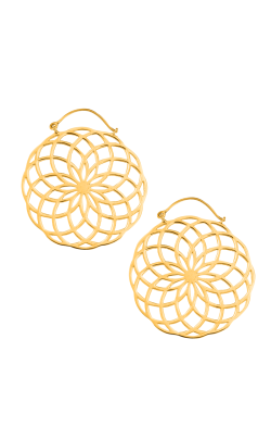 Liberty Gold Earrings
