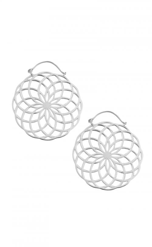 Liberty Silver Earrings
