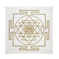 Sri Yantra Banner