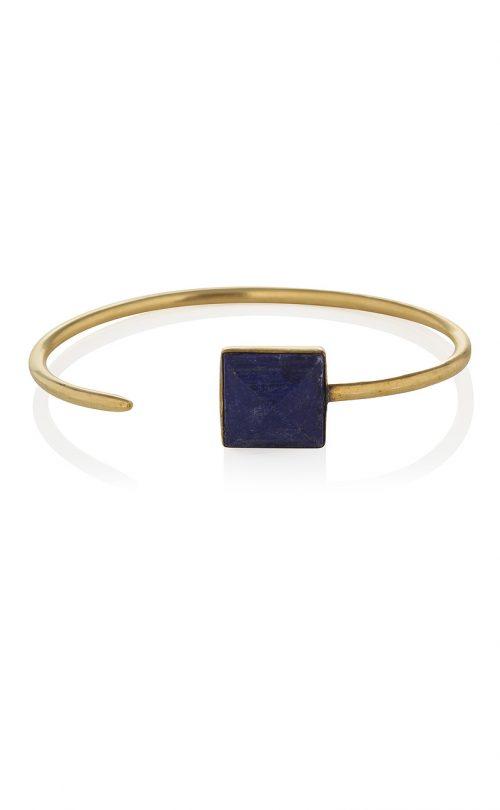 Grace Bracelet Lapis Gold
