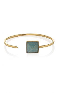 Grace Bracelet Aventurine Gold