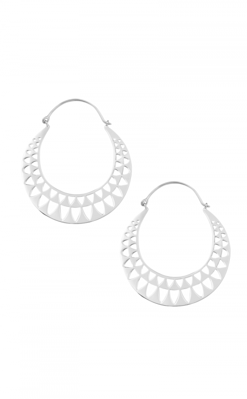 Ailuros Silver Earrings