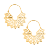 Isis Gold Earrings
