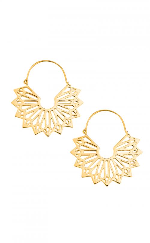 Isis Gold Earrings