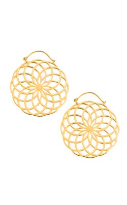Liberty Gold Earrings