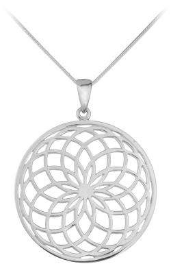 Liberty Silver Pendant