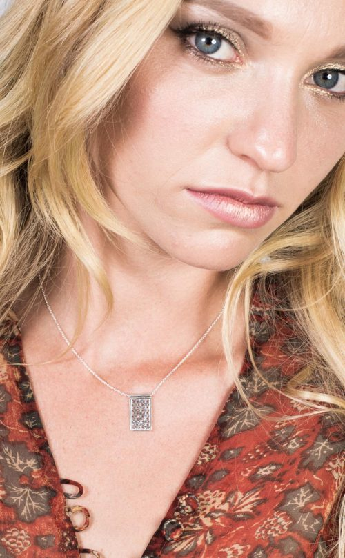Melody Necklace - Silver