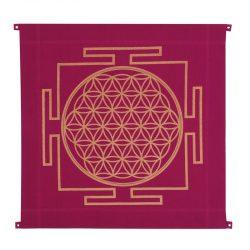 Flower of Life Banner
